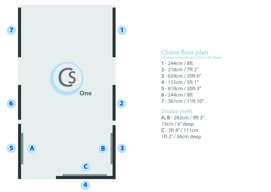csone layout